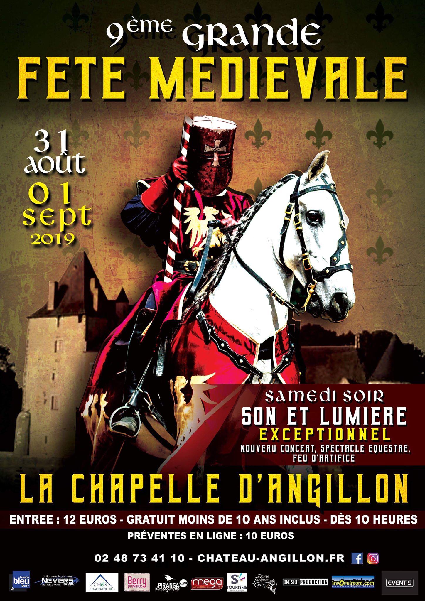 Calendrier Fete Medievale.Fete Medievale